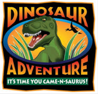 Dinosaur Adventure Vouchers