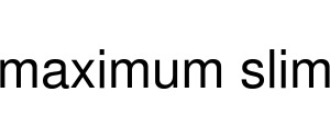 Maximumslim Vouchers