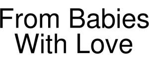 From Babies With Love logo