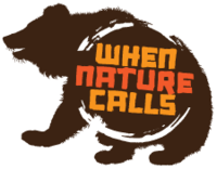 When Nature Calls logo