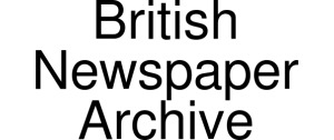 British Newspaper Archive Vouchers