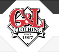G&L Clothing Vouchers