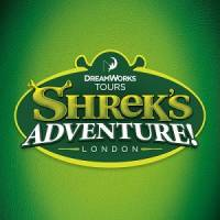 Shrek's Adventure logo
