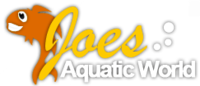Joe's Aquatic World Vouchers