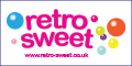 Retro Sweet Vouchers